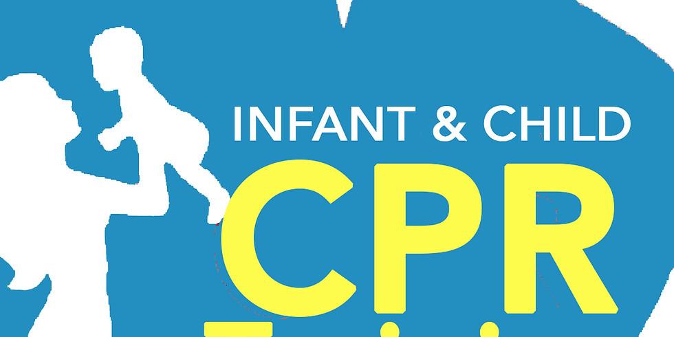 Adult & Pediatric CPR/AED Training