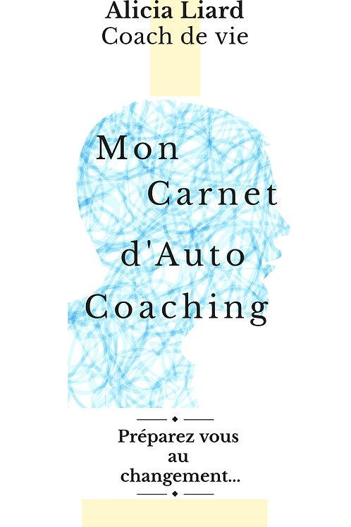 Mon carnet d'auto-coaching  pour liseuse