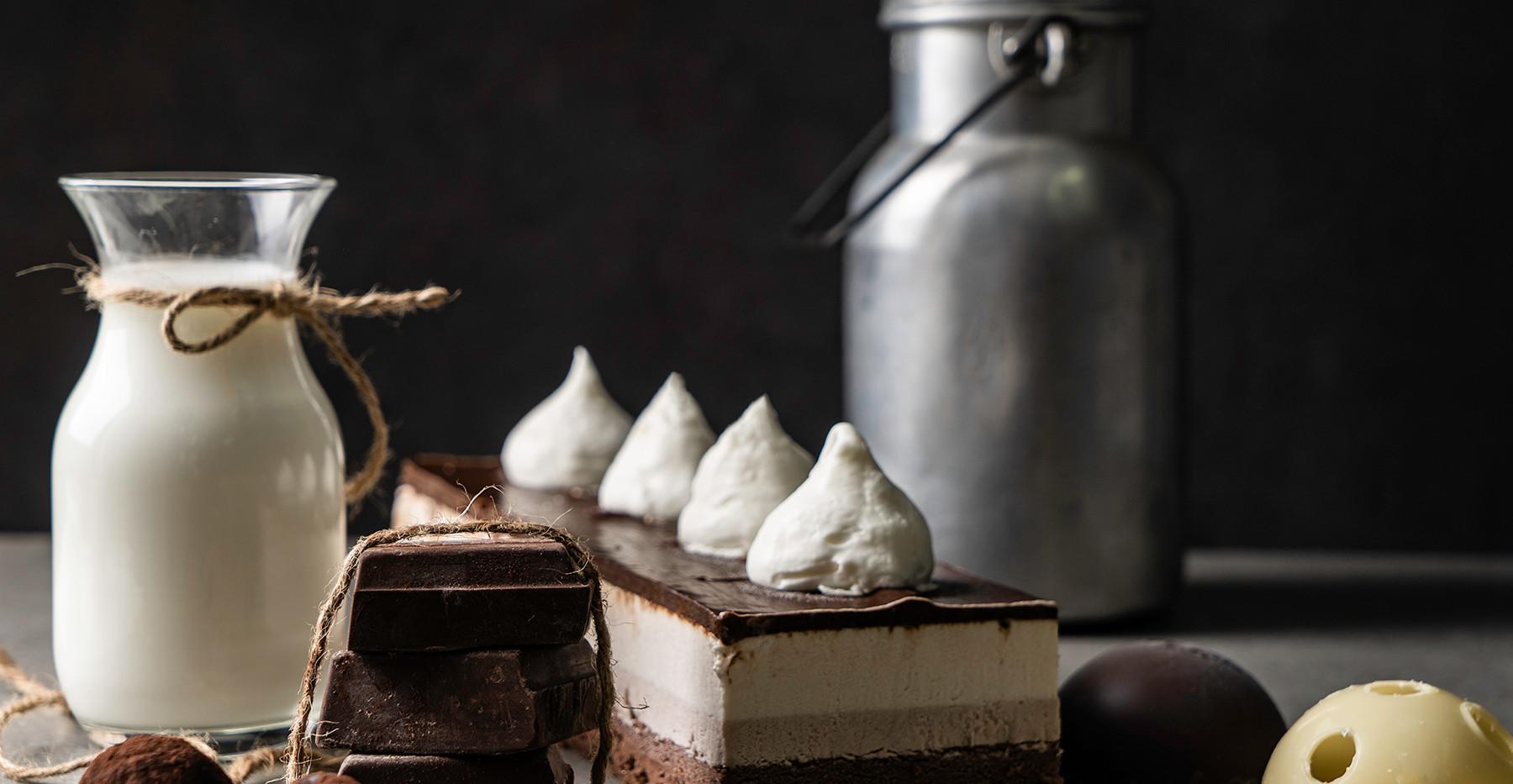 Three chocolates