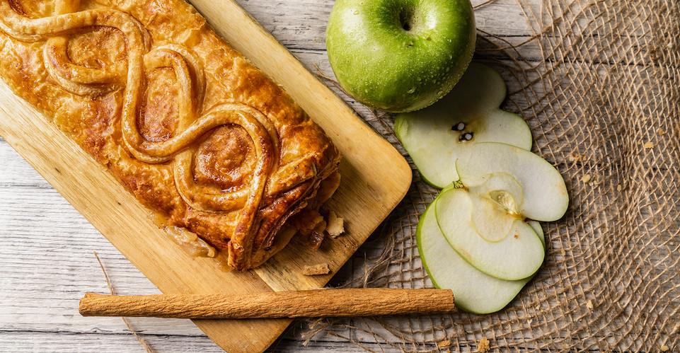 פס פאי תפוחים