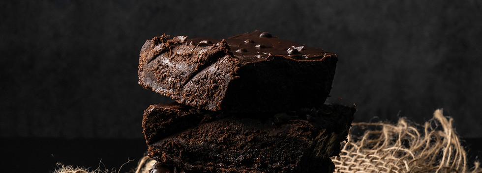 Brownies cake