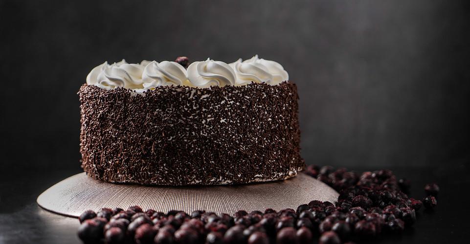 Berries cheesecake