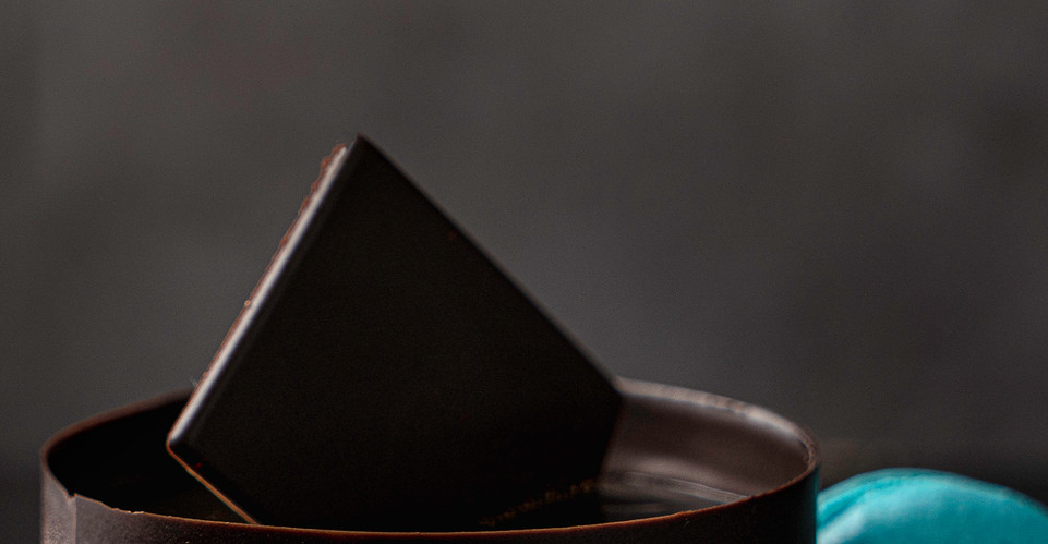 שוקולד אוכמניות