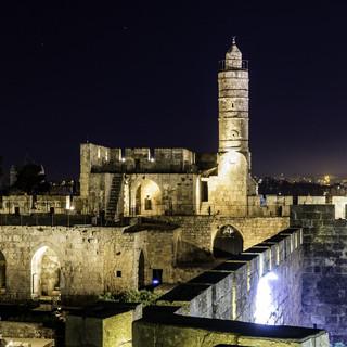 #JERUSALEM David tower