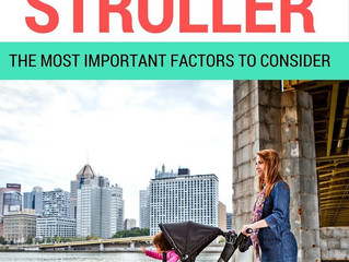 Tips To Choose Baby Strollers!!