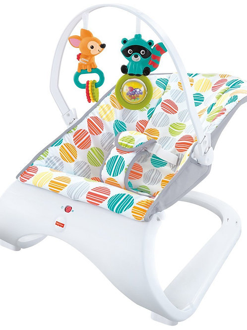 BabyTime™ INFANT TO TODDLER BOUNCER