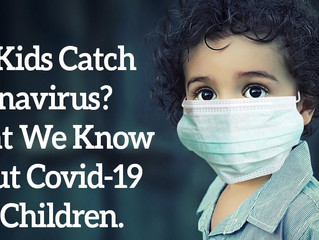 What to do if your child gets COVID Positive?