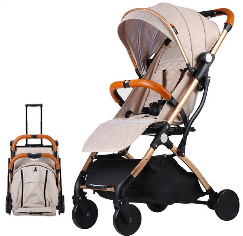 BabyTime FlyO Pocket Stroller