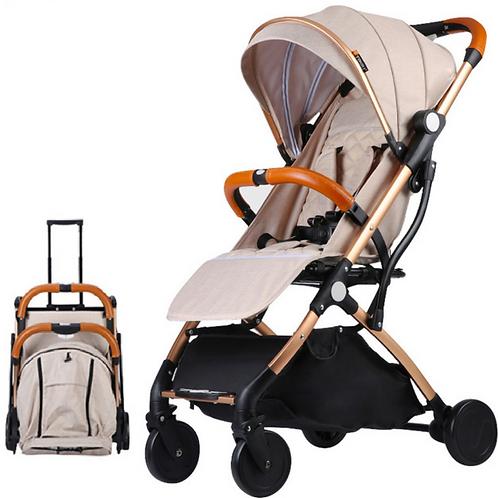 BabyTime™ FlyO Pocket Stroller - Most Portable Travel Stroller
