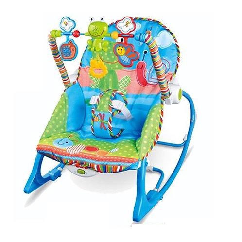 BabyTime™ INFANT TO TODDLER ROCKER - ROCKING CHAIR