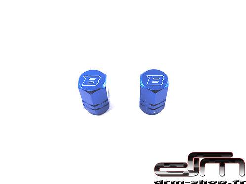Bouchons de Valve ( Bleus )