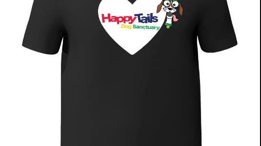 Happy Tails Dog Sanctuary Tee