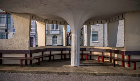 Shelter on Deal Sea Front