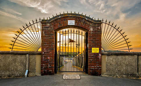 Sunset Gate