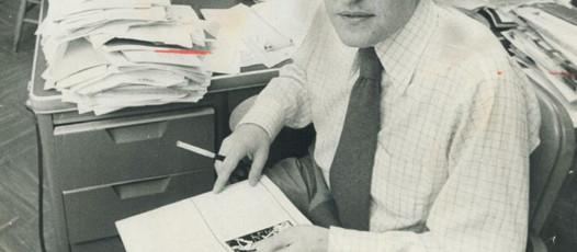 Abraham Rotstein, 1929–2015