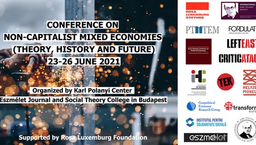 Video footage of speakers at the conference on Non-Capitalist Mixed Economies