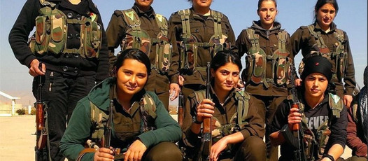 Democratic Modernity: Alternative Ideas of Nationalism and Women's Liberation in the Rojava Mode