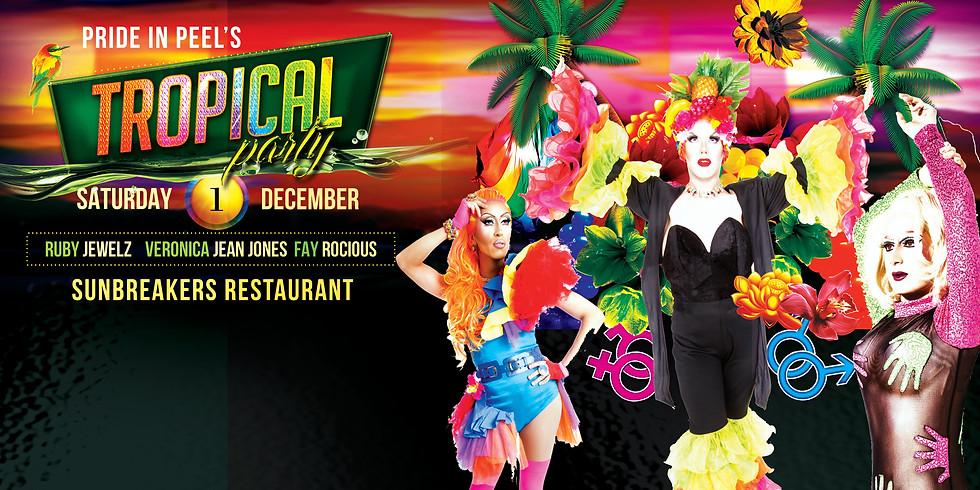 Pride in Peel 2018 - Tropical Party