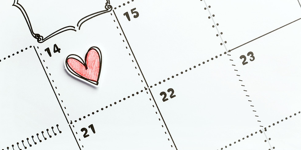 Valentine's Day 2019 - 3 Courses just $55pp