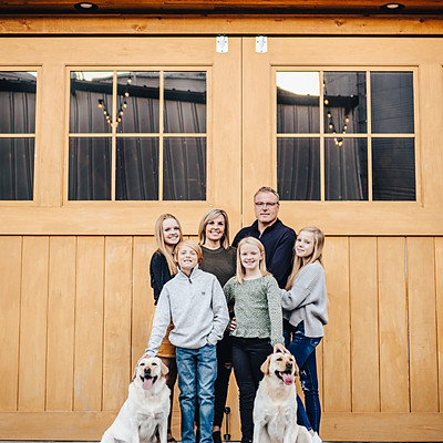 Crinchton Family Shoot