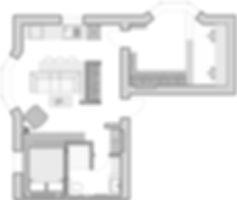 design, interior, kyiv, plan
