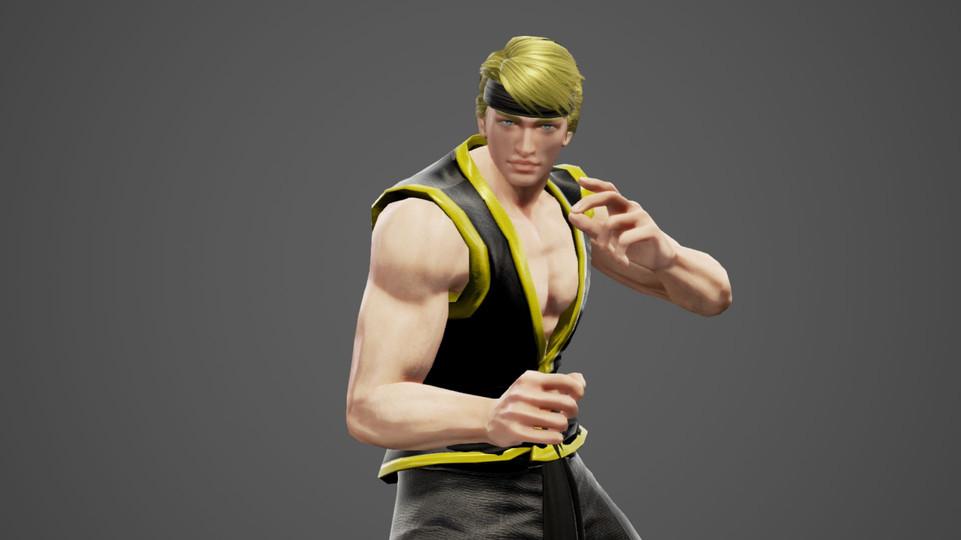 Johnny Lawrence (Karate Kid)