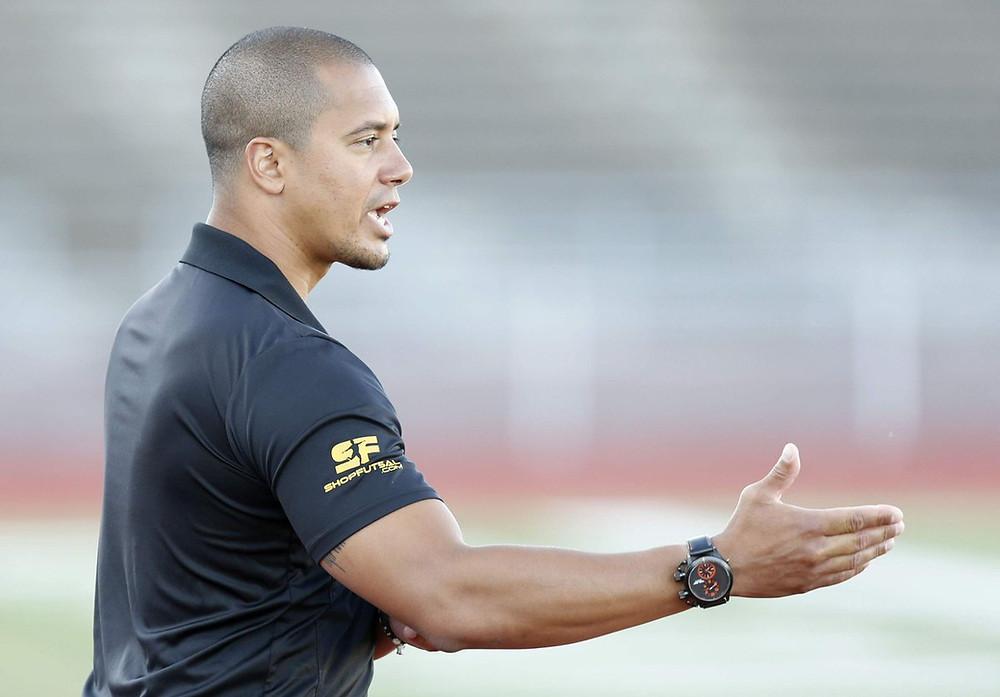 Hewerton Moreira, St. Louis Ambush Head Coach