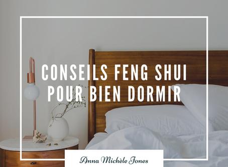 Conseils Feng Shui pour bien dormir