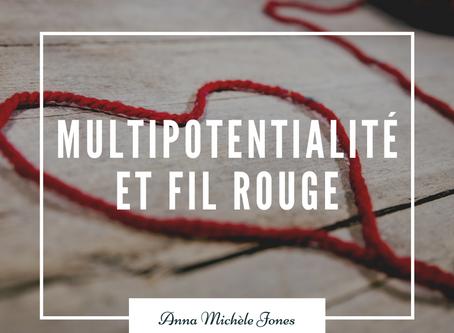 Multipotentialité et fil rouge