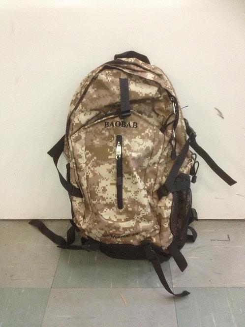 Camo backpack US