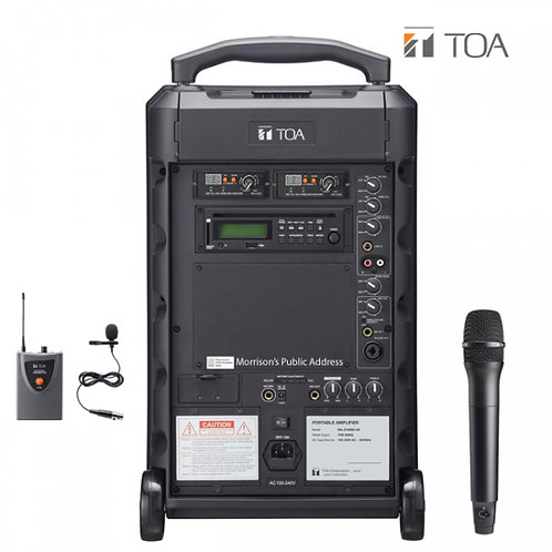 Mobile PA system