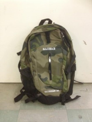 Camo backpack N