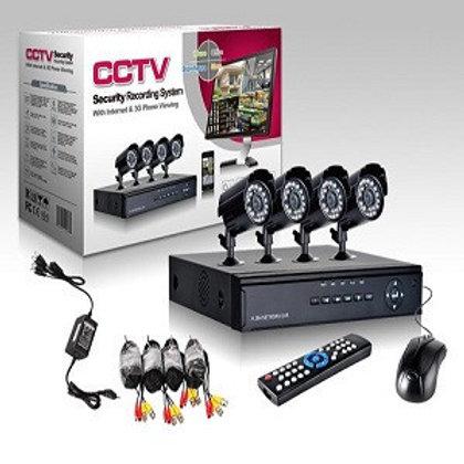 4ch Full d1 H.264 DVR
