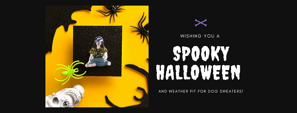 Purple Bones Halloween Cookies Halloween Birthday Party Ideas Photo Collage.png