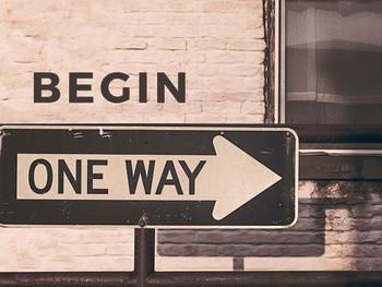 Begin One Way