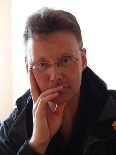 Olaf Claussen Portrait-Photo