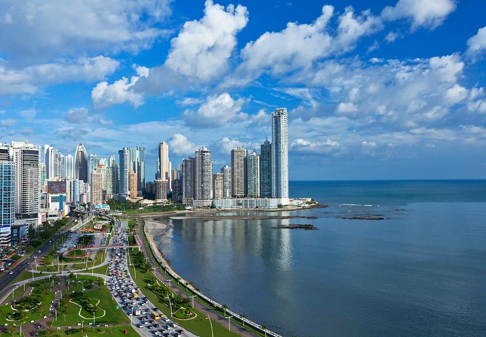 Orla Cidade Panama | Viajar Enriquece
