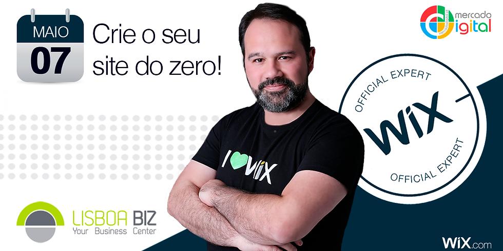 Como Criar o seu Site Wix do Zero