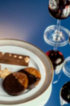 Sommelier   Teresa Gomes   The Wine Flat   Chocolate