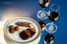 Sommelier | Teresa Gomes | The Wine Flat |. chocolate