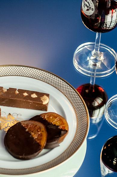 Sommelier | Teresa Gomes | The Wine Flat | Chocolate