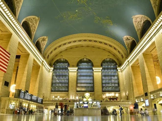 Viajar Nova York: Grand Central Terminal - A principal estação de trem dos Estados Unidos