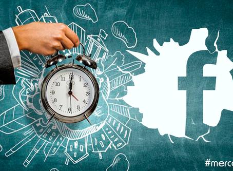 Facebook anuncia a criação de uma nova unidade do tempo.