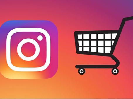 Marcas já podem vender artigos direto pelo Instagram