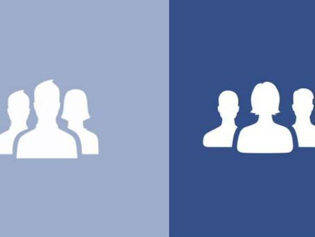 Facebook dá destaque às mulheres nos novos ícones.