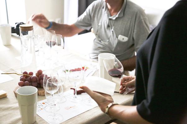 Sommelier | Teresa Gomes | The Wine Flat | Class