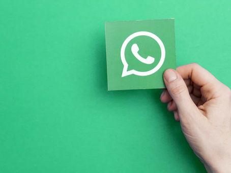 WhatsApp tem mais opções de fundos para conversas