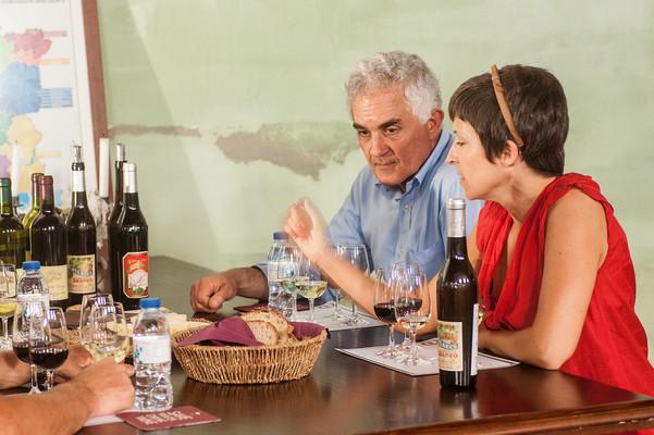 Sommelier | Teresa Gomes | The Wine Flat | Colares Wine