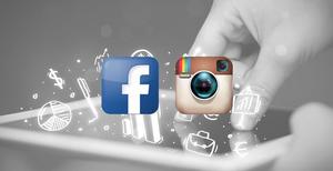 facebook igual instagram