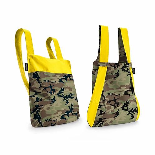 Notabag Camouflage – Yellow